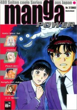 Manga Power. Bd.7