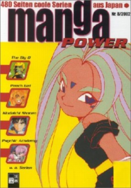 Manga Power. Bd.8