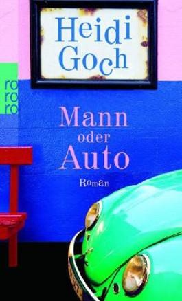 Mann oder Auto