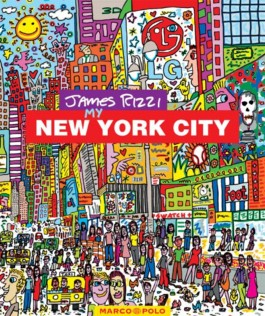 MARCO POLO - James Rizzi My New York City