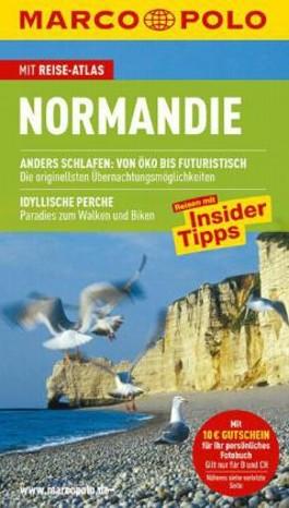MARCO POLO Reiseführer Normandie
