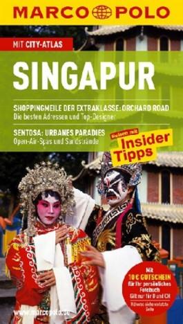 MARCO POLO Reiseführer Singapur