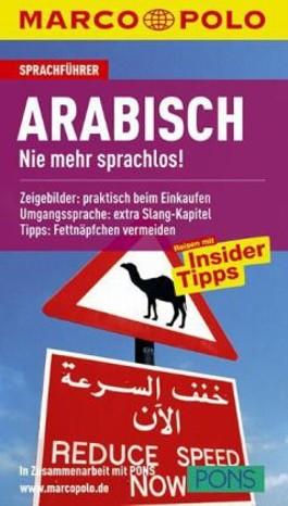 MARCO POLO Sprachführer Arabisch