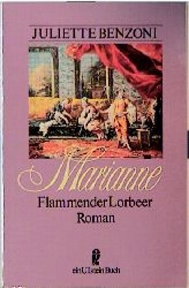 Marianne, Flammender Lorbeer