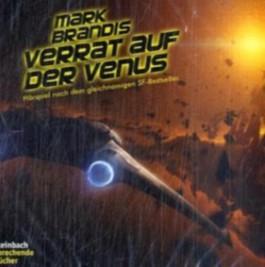 Mark Brandis - Verrat auf der Venus: Flucht in den Weltraum