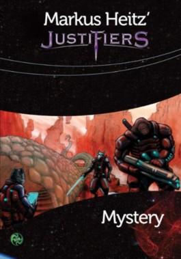 Markus Heitz Justifiers – Mystery