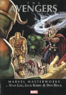 Marvel Masterworks: the Avengers 1