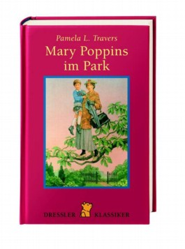 Mary Poppins im Park