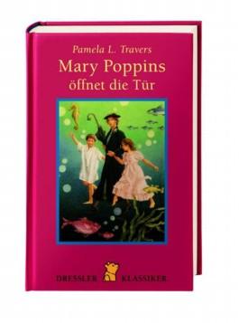 Mary Poppins öffnet die Tür