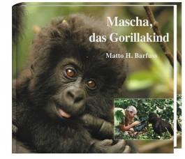 Mascha, das Gorillakind