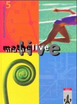 Mathe live - Mathematik für Gesamtschulen / Schülerbuch 5. Schuljahr