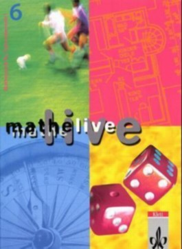 Mathe live - Mathematik für Gesamtschulen / Schülerbuch 6. Schuljahr