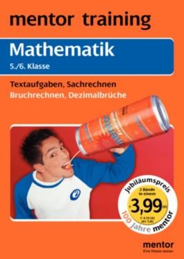 Mathematik 5./6. Klasse - Textaufgaben, Sachrechnen