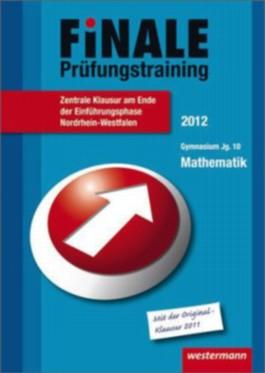 Mathematik, Zentrale Prüfung 10 Gymnasium