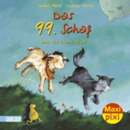 Das 99. Schaf und der kleine Wolf