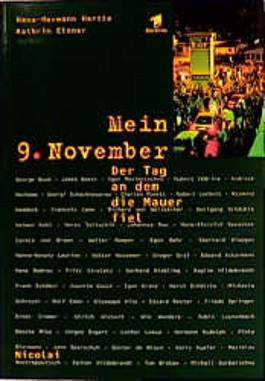 chronik des mauerfalls die dramatischen ereignisse um den 9 november 1989