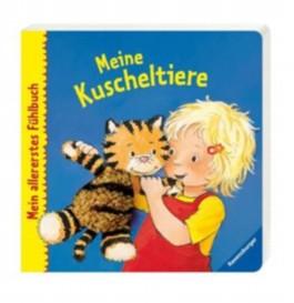 Mein allererstes Fühlbuch: Meine Kuscheltiere