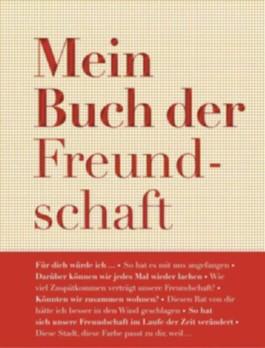 Mein Buch der Freundschaft