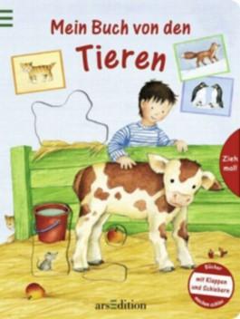 Mein Buch von den Tieren