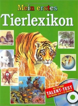 Mein erstes Tierlexikon, m. CD-ROM