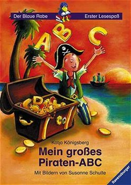 Mein großes Piraten-ABC