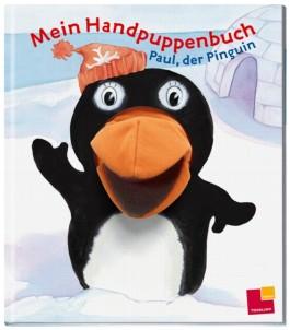 Mein Handpuppenbuch Paul, der Pinguin
