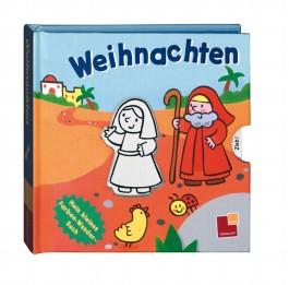 Mein kleines Farben-Wunder-Buch. Weihnachten