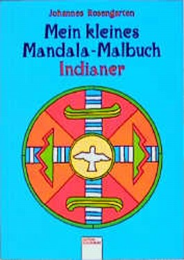 Mein kleines Mandala- Malbuch Indianer