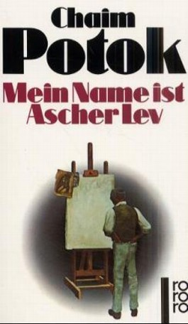 Mein Name ist Ascher Lev