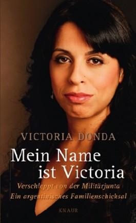 Mein Name ist Victoria