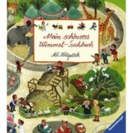 Mein schönstes Wimmel-Suchbuch