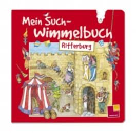Mein Such-Wimmelbuch. Ritterburg
