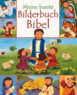 Meine bunte Bilderbuch-Bibel