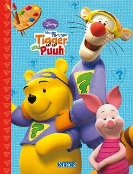 Meine Freunde Tigger und Puuh - Malbuch Freunde