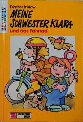 Meine Schwester Klara und das Fahrrad