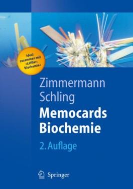 Memocards Biochemie, 300 Karteikarten