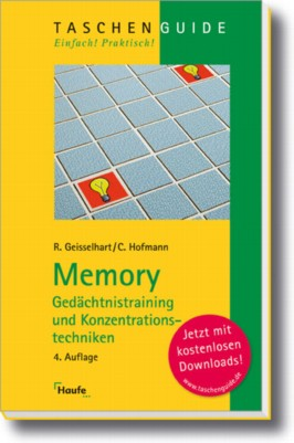 Memory - Gedächtnistraining und Konzentrationstechniken