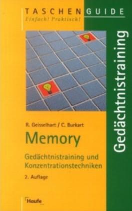 Memory, Gedächtnistraining und Konzentrationstechniken