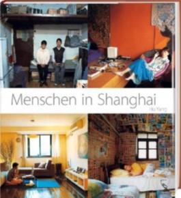 Menschen in Shanghai