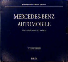 Mercedes-Benz Automobile, 7 Bde.