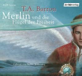 Merlin und die Flügel der Freiheit