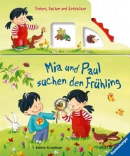 Mia und Paul suchen den Frühling