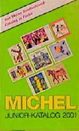 Michel- Katalog Junior 2001