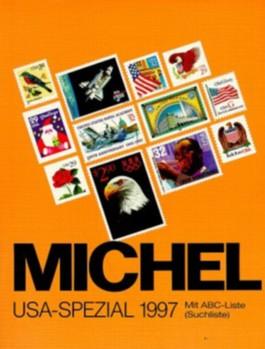 Michel- Katalog USA Spezial 1997