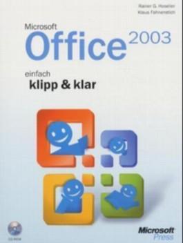 Microsoft Office 2003, m. CD-ROM