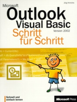 Microsoft Outlook Visual Basic Version 2002, m. CD-ROM