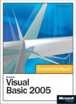 Microsoft Visual Basic 2005, m. 2 CD-ROMs