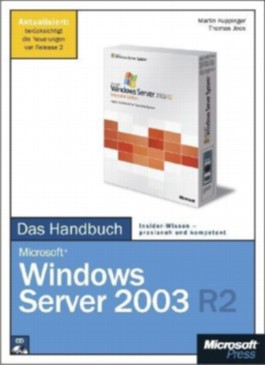 Microsoft Windows Server 2003 R2 - Das Handbuch