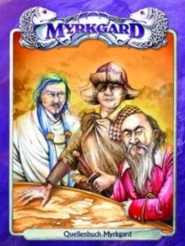 Midgard, Quellenbuch Myrkgard