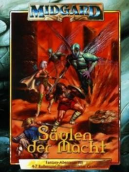 Midgard, Säulen der Macht